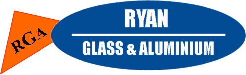 Ryan Glass & Aluminium logo